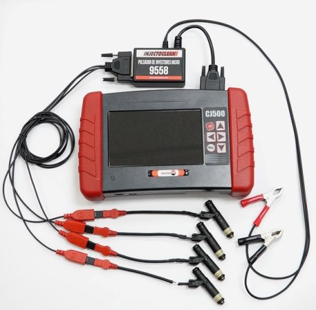 Injector-tester-MICRO-400